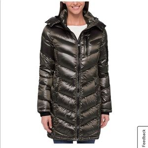 Andrew Marc • Packable Lightweight Coat • Small